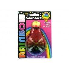 40 Watt Rainbow Light Bulb