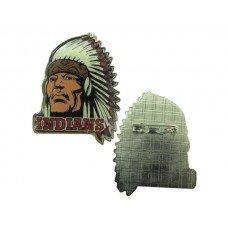 Indian Mascot Pins
