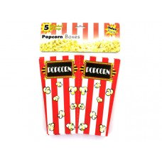 Individual Serving Popcorn Boxes