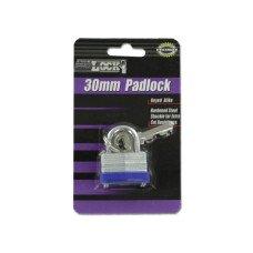 Short Shackle Padlock with Keys