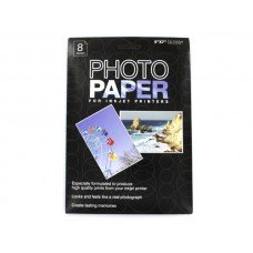 Glossy Photo Paper for Inkjet Printers
