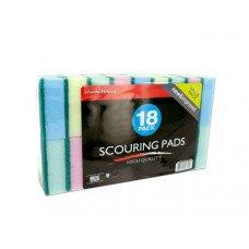 Scouring Sponge Pads Set