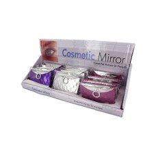 Purse Design Cosmetic Mirror Display