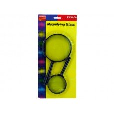 Round Magnifying Glass Set