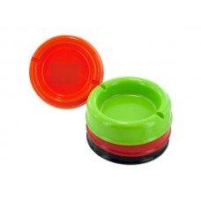 Round Plastic Ashtray