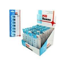 7 Day Pill Box Countertop Display