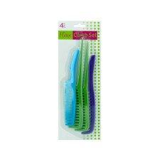 Plastic Comb Set