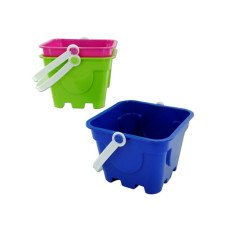 Square Mold Beach Pail