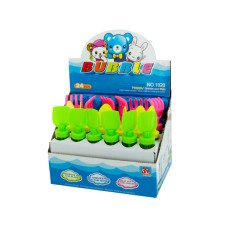 Small Sand Toy Bubble Maker Counter Top Display