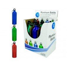 1 Liter Aluminum Bottle Countertop Display