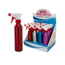 Metal Spray Bottle Countertop Display