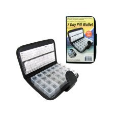 7 Day Pill Wallet