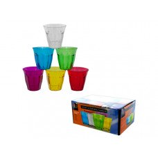 Colorful Plastic Tumbler Set