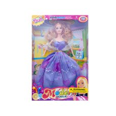 Fashion Doll with Sparkle Gown