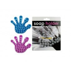 Hand Suction Cup Soap Holder