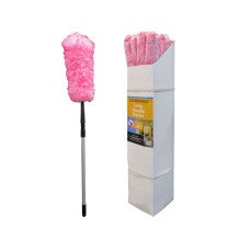 Expandable Long Handle Duster Floor Display