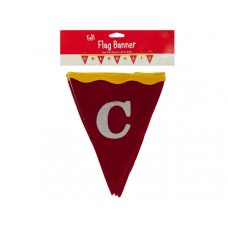 Big Top Celebrate Felt Flag Banner