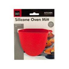 Silicone Oven Mitt