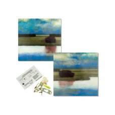 Crystal Bay Landscape Wrap Canvas Art