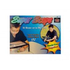 Super Scope Hands-Free Magnifier