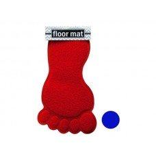 Foot Shaped Absorbent Non-Slip Bath Mat