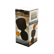 Dumbbell Money Bank