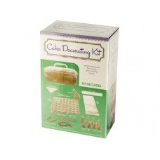 Cake Decorating Kit with Caddy