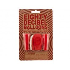 Eighty Decibel Noisemaker Balloon Set