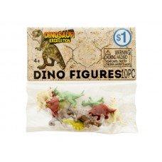 Mini Dinosaur Figures