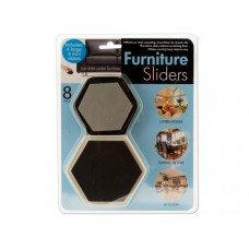 Furniture Sliders with Foam Padding