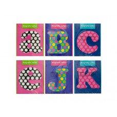 Decorative Magnetic Letters