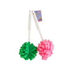 Foam Mopette Brush with Handle Set