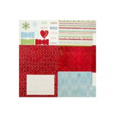 Christmas Fold-Out Die-Cut Album Kit