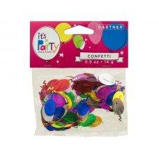 Festive Balloons Confetti