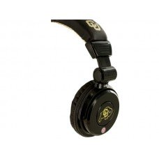 Collegiate Licensed Colorado Buffaloes DJ Headphones
