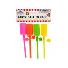 Party Ball In Cup Set