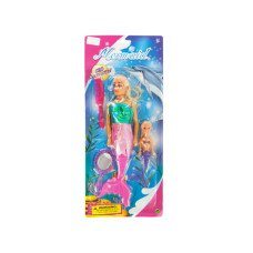 Mermaids with Accessories Set