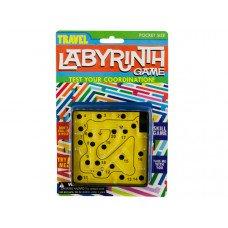 Travel Labyrinth Game