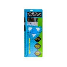 Bathroom Microfiber Mop with Telescopic Handle