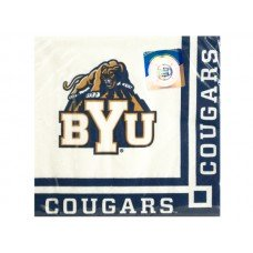 Brigham Young University Beverage Napkins