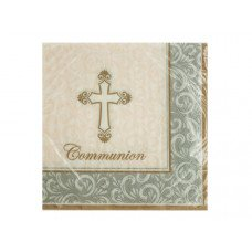 Divinity Communion Beverage Napkins