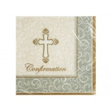 Divinity Confirmation Beverage Napkins