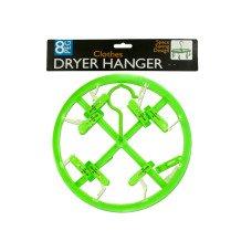 8-Clip Clothing Dryer Hanger