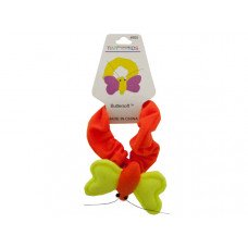 Plush Butterfly Hair Twister
