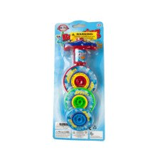 3 Layer Bouncing Top Spinner Toy