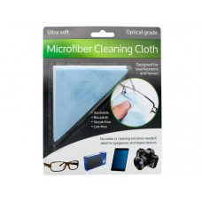 Optical Grade Microfiber Cleaning Cloth