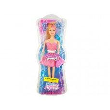 Trendy Fashion Doll with Handbag