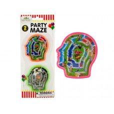 Halloween Party Brain Mazes