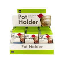 Silicone Pot Holder Countertop Display