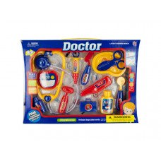 Play & Learn Doctor Toy Set